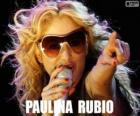 Piosenkarka Paulina Rubio meksykańskie