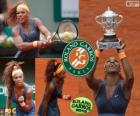 Serena Williams mistrz Roland Garros 2013
