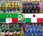 Grupa A, Puchar Konfederacji w piłce nożnej 2013