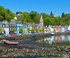 Tobermory, Mull, Szkocja