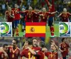 Hiszpania Puchar Konfederacji w piłce nożnej 2013