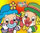 Patati i Patatá, dwóch Klauni są wielkimi przyjaciółmi