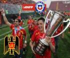 Unión Española, mistrz Torneo de Transición 2013, Chile