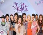Znaki Violetta