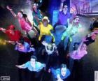 Choreografia w Viloetta