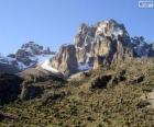 Mount Kenya, Kenia