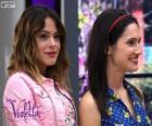 Violetta i Francesca