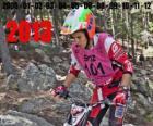 Laia Sanz, mistrz świata trial 2013