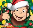 Curious George na Boże Narodzenie