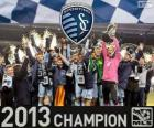 Sporting Kansas City, mistrz MLS 2013