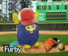 Furby gra baseball