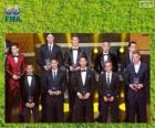 FIFA / FIFPro World XI 2013