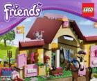 Lego Friends Stajnia W Heartlake