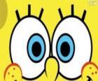 Oczy SpongeBob