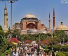 Hagia Sofia, Stambuł, Turcja