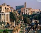 Forum Romanum, Rzym, Włochy