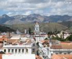 Zabytkowego miasta Sucre, Boliwia