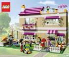 Olivia dom, Lego Friends