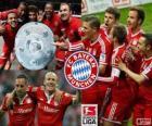 Bayern Monachium mistrz 2013-2014