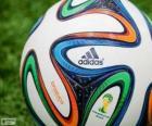 Adidas Brazuca, oficjalne piłki mistrzostw świata 2014 w Brazylii
