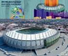 Castelao Stadium (60 000), twierdza