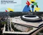 Mineirão Stadium (69.950), Belo Horizonte