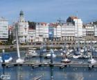 La Coruña, Hiszpania