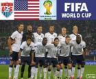 Wyboru Stanów Zjednoczonych, Grupa G, Brazylia 2014