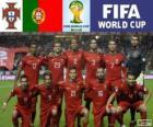 Wybór z Portugalii, Grupa G, Brazylia 2014