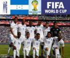 Wybór Honduras, Grupa E, Brazylia 2014