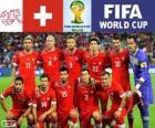 Wybór Szwajcaria, Grupa E, Brazylia 2014