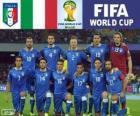 Wybór Włochy, Grupa D, Brazylia 2014