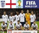Wybór Anglii, Grupa D, Brazylia 2014