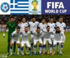 Wybór Grecja, Grupa C, Brazylia 2014