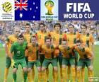 Wybór grupy B, Australia, Brazylia 2014