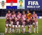 Wybór Chorwacji, Grupa A, Brazylia 2014