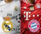 Champions League - Liga Mistrzów UEFA półfinał 2013-14, Real Madryt - Bayern