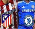 Champions League - Liga Mistrzów UEFA półfinał 2013-14, Atlético - Chelsea