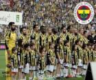 Fenerbahce, mistrz Super Lig 2013-2014, Turcja Piłka nożna liga