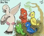 Ptaki kolorów, Julieta Vitali