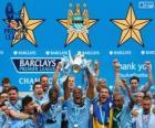 Manchester City, Premier League 2013-2014 mistrz ligi piłki nożnej w Anglii