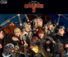 Młody Vikings od Jak Wytresować Smoka 2