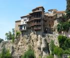 Wiszące domy, Cuenca, Hiszpania