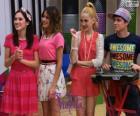 Francesca, Violetta, Ludmiła i Maxi, Violetta 2
