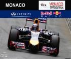 Daniel Ricciardo Grand Prix Monako 2014