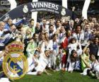 Real Madryt, mistrz Ligi Mistrzów UEFA 2013-2014