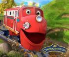 Wilson, protagonista lokomotywa z Stacyjkowo Chuggington