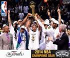 Spurs, mistrzów NBA 2014