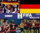 Niemcy obchodzi jego klasyfikacja, Brazylia 2014