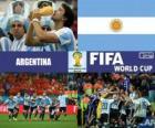 Argentyna obchodzi jego klasyfikacja, Brazylia 2014
